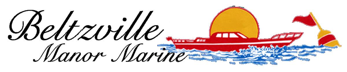 Beltzville Manor Marine Logo